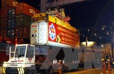 """Chính phủ yêu cầu báo cáo tình trạng """"rác"""" container ở các cảng biển"""
