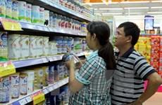 Công bố giá trần với 10 sản phẩm sữa mới cho trẻ em dưới 6 tuổi
