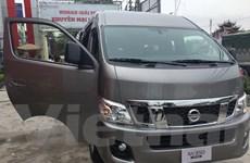 Nissan Việt Nam trình làng xe NV350 Urvan có giá hơn 1 tỷ đồng