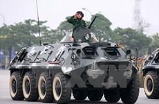 """""""Bỏ cấm vận vũ khí giúp Việt Nam đa dạng hóa trang thiết bị quân sự"""""""