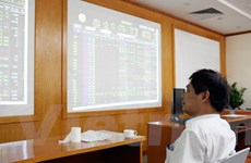 Thiếu vắng lực đỡ, chỉ số VN-Index quay đầu giảm hơn 5 điểm