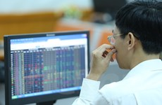 Chứng khoán tìm lại sắc xanh, chỉ số VN-Index tăng gần 11 điểm
