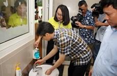 Yêu cầu chấm dứt tình trạng nhà vệ sinh trường học hôi thối