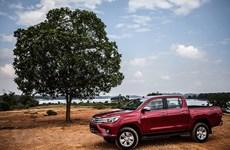 Bộ Tài chính tiếp tục đề xuất tăng lệ phí trước bạ với xe bán tải