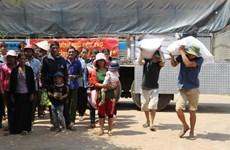 Ba địa phương xin gạo hỗ trợ cho 162.000 người dân ăn Tết