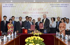 Việt Nam vay ADB 188 triệu USD kết nối giao thông các tỉnh miền núi