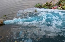 Đề xuất tăng 5% phí môi trường với nước thải của cơ sở rửa ôtô, xe máy