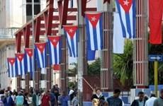 Cuba tưng bừng kỷ niệm 55 năm Cách mạng thành công