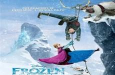 """Người Mỹ lội bão tuyết đi xem """"Nữ hoàng băng giá"""""""