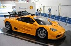 Mẫu xe McLaren F1 GTR được bán đấu giá 5,28 triệu USD