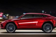 Lamborghini sẽ sản xuất mẫu Urus SUV vào năm 2017