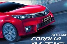 Doanh số tháng 1 của Toyota tại Philippines tăng cao