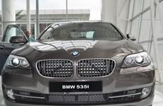 Doanh số bán xe của BMW Malaysia tăng 14% trong 2013