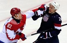 Putin: ''Hockey Nga thua Mỹ một phần do lỗi trọng tài''