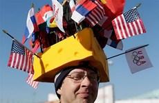 Olympic Sochi: Lễ hội đầy màu sắc của các cổ động viên