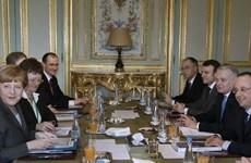 Pháp - Đức cam kết thắt chặt quan hệ kinh tế, chính trị