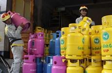 TP.HCM: Giá gas giảm 2.500 đồng mỗi kg từ tháng Ba