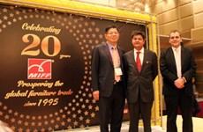 Việt Nam dự hội chợ đồ nội thất quốc tế tại Malaysia