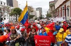 Đa số người dân Venezuela ủng hộ Hội nghị Hòa bình