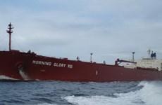 Hải quân Mỹ bắt giữ một tàu chở dầu trái phép từ Libya