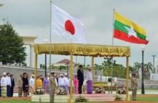 Nhật Bản thúc đẩy quan hệ song phương với Myanmar