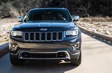 Chrysler báo lỗi hơn 860.000 xe SUV do vấn đề phanh