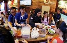 [Photo] Liên hoan Ẩm thực Quốc tế tại thành phố Huế