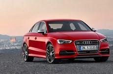 Audi A3 đoạt danh hiệu ''Mẫu xe thế giới của năm 2014''