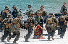 Gần 5.000 lính Philippines, Mỹ chuẩn bị tập trận Balikatan