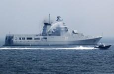 [Photo] Trung Quốc diễn tập quốc tế hợp tác hàng hải