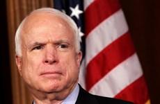 McCain chỉ trích Thủ tướng Đức trong xử lý vấn đề Ukraine