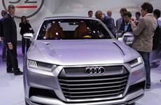 Audi khẳng định cân nhắc sản xuất mẫu Q9 SUV mới