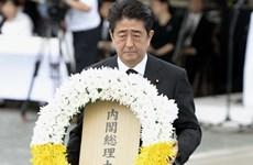 Nhật Bản tổ chức tưởng niệm 69 năm thảm họa Nagasaki