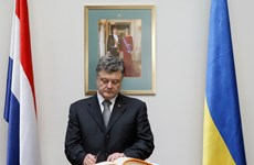 Ukraine sẵn sàng đàm phán về Liên minh hải quan