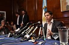 """Các chủ nợ kháng cáo việc """"đóng băng"""" thanh khoản của Argentina"""