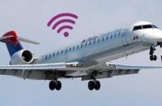 Trung Quốc triển khai kết nối Internet trên các chuyến bay từ 2016