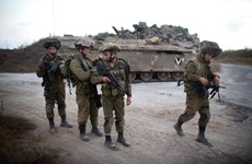Israel dành hơn 16 tỷ USD ngân sách năm 2015 cho quốc phòng