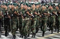 Ai Cập giúp Libya huấn luyện quân đội chống phiến quân Hồi giáo