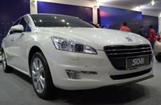 Công ty Trường Hải giới thiệu 4 mẫu xe Peugeot mới tại Việt Nam