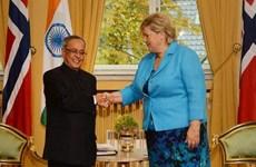 Ấn Độ và Na Uy ký 13 thỏa thuận hợp tác trên nhiều lĩnh vực