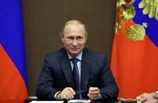 Tổng thống Putin: Mỹ không thể gây áp lực với Nga về Ukraine