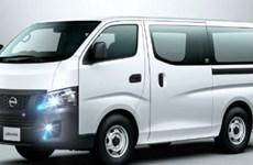 Nissan cung cấp xe van thương mại cho Mitsubishi Fuso