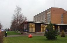 Xả súng trong trường học tại Estonia, một nữ giáo viên tử vong