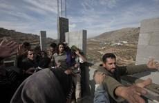 Israel thúc đẩy kế hoạch xây thêm 1.000 nhà định cư tại Đông Jerusalem