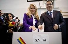 Romania: 18,2 triệu cử tri tiến hành bầu cử tổng thống