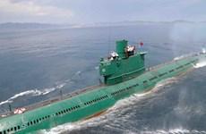 Triều Tiên triển khai tàu ngầm mới có khả năng bắn tên lửa đạn đạo