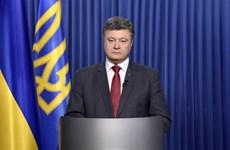 """Tổng thống Poroshenko có thể hủy bỏ """"quy chế đặc biệt cho Donbass"""""""