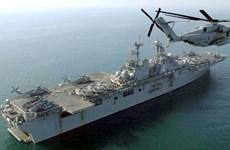 Hải quân Mỹ hủy các chuyến thăm cảng Subic của Philippines