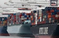 Thâm hụt cán cân thương mại của Mỹ tăng mạnh trong tháng 9