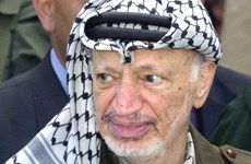 Palestine sẽ chuyển mộ của cố Tổng thống Y. Arafat về Jerusalem